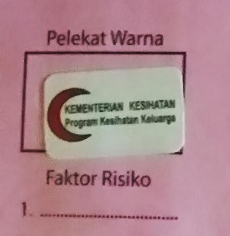 INFO UNTUK IBU HAMIL_MAKSUD KOD-KOD WARNA DI BUKU KESIHATAN PINK ANDA! 5