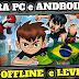 BAIXAR Novo JOGO do BEN 10 DUBLADO em PORTUGUÊS Brasil para ANDROID e PC • 2021