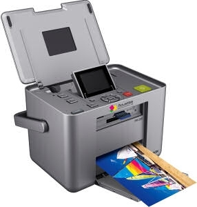 How to reset flashing lights for Epson PM240 printer