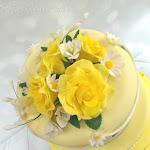 Yellow tiered wedding 1.JPG