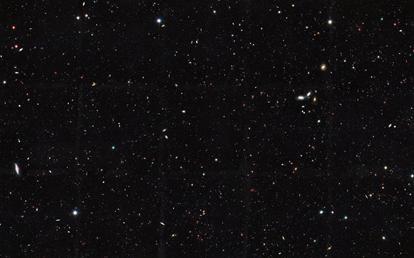 grande censo de galáxias
