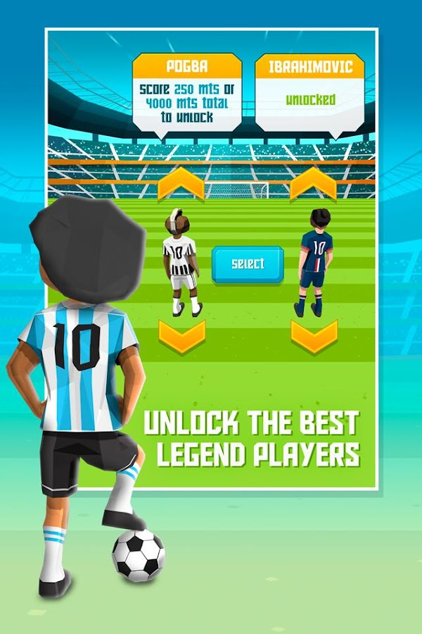 Football Bros - New game!- screenshot