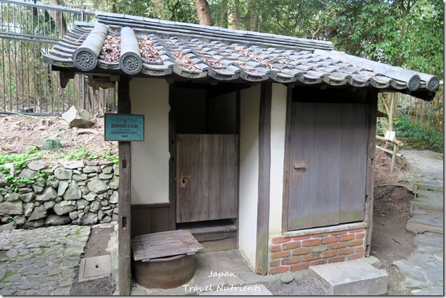 日本四國高松景點博物館  四國村 (11)