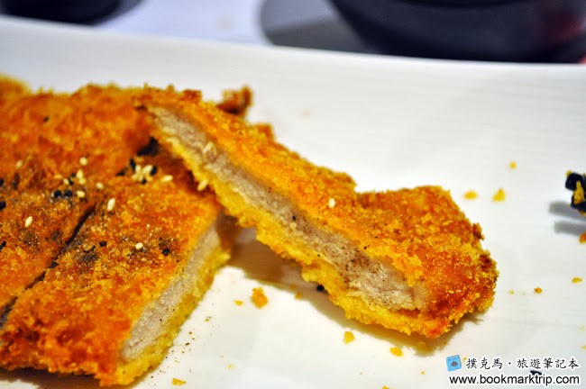 鰭味日式定食 - 日式炸豬排