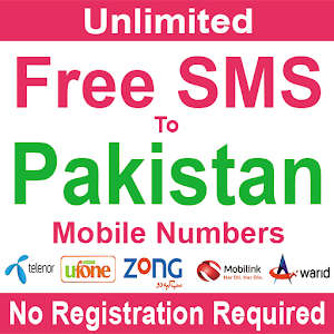 Download Free SMS To Pakistan by Pak Apps APK latest version app for
