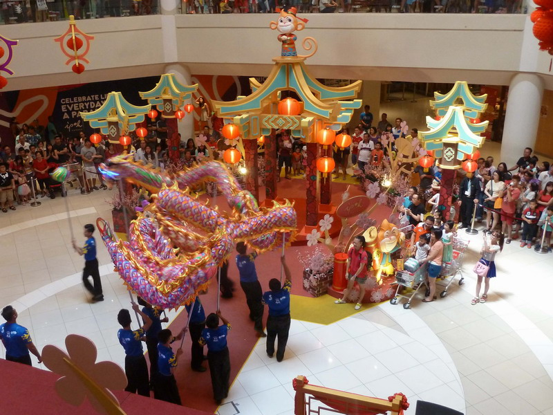 Chinese New Year Celebration at Ipoh Parade
