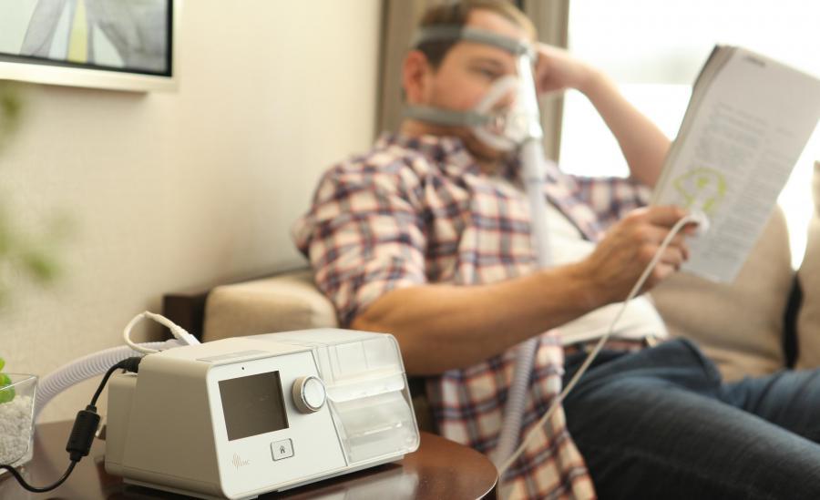 CPAP z wbudowanym pulsoksymetrem- czy to ma sens?
