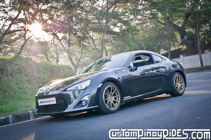 Stivo Racing Toyota GT86 Custom Pinoy Rides Car Photography pic13