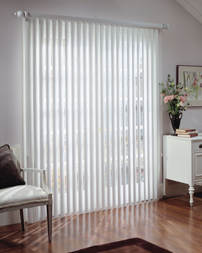 Blinds and Borders VerticalPanel Track Blinds
