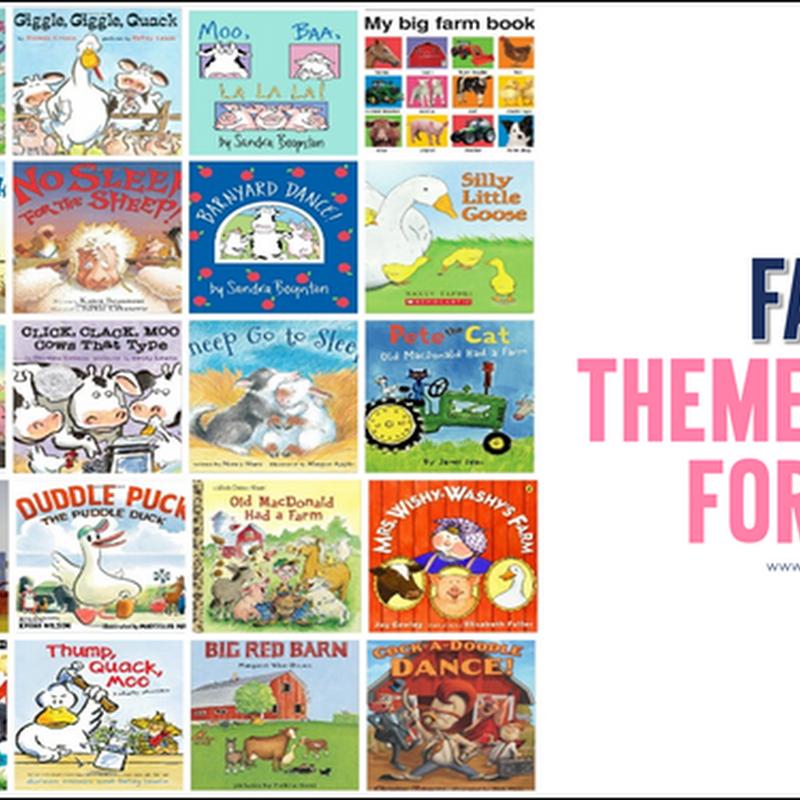 Farm Themed Books For Kids