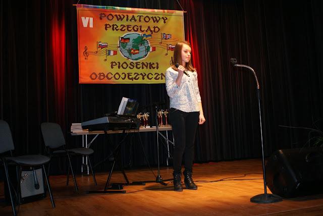 Powiatowy Konkurs Piosenki Obcojęzycznej - DSC06429.JPG