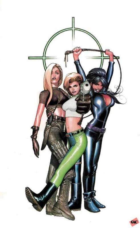 Danger Girl Tdc0205, Warrior Girls 2