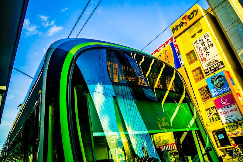 Hiroshima Tram2