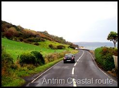 Antrim Coastal route