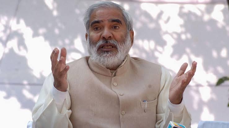 RJD नेता रघुवंश प्रसाद सिंह कोरोना पॉजिटिव, पटना AIIMS आइसोलेशेन वार्ड में भर्ती