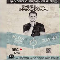 Capa Baby Vira Bebo – Gabriel Gava
