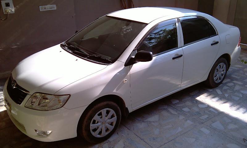 Corolla X-assista 2006 modification - 01
