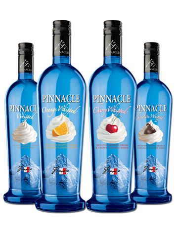 Mix Drinks With Pinnacle Whipped Cream Vodka