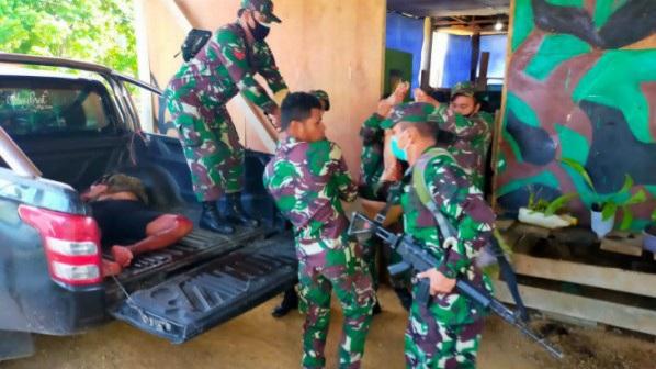 4 Anggota TNI AD Tewas Diserang Sekelompok OTK di Papua Barat, 1 Orang Belum Ditemukan
