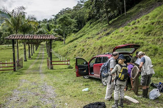 Santa María en Boyacá, 830 m (Boyacá, Colombie), 2 novembre 2015. Photo : B. Lalanne-Cassou