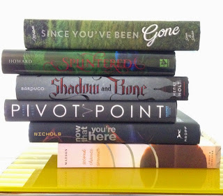 Book Spine Poetry #2