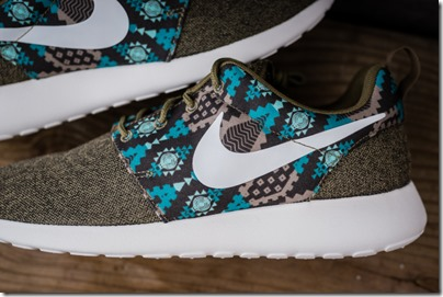 Nike Roshe Run Print Iguana via KicksOnFire USD 85 07