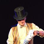 Zaubershow mit Hesperos