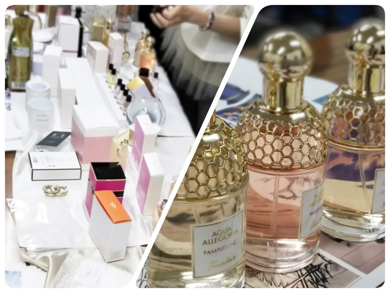 ©さんがつ日記 第41回カラー交流会「スタイルと香水の関係~香水をつけてこそスタイルは完成する」