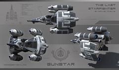 3Way Gunstar