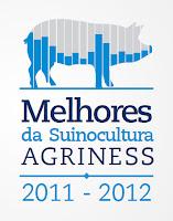 Granja Carboni está entre as 10 melhores do país no prêmio 'Melhores da Suinocultura Agriness' carboni melhores suinocultura
