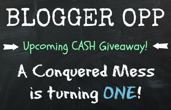#BloggerOpp - Registration is now open for a cash #Giveaway