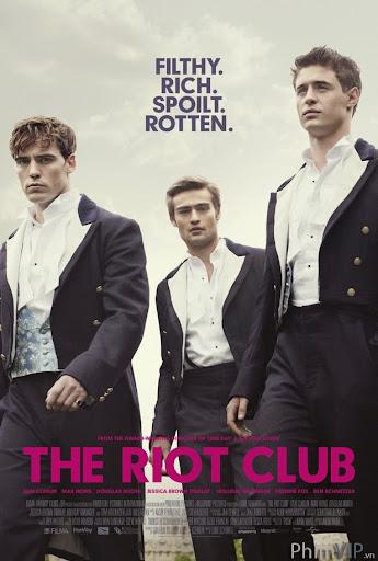 Hội Trác Táng - The Riot Club poster
