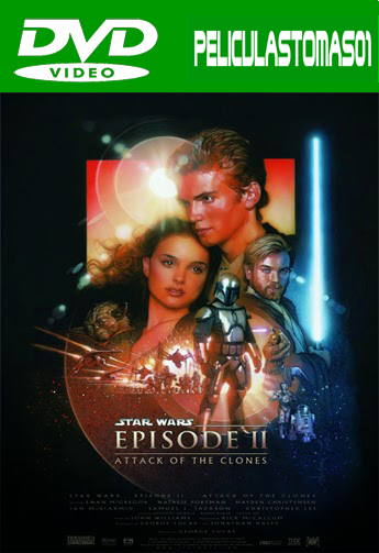 Star Wars. Episodio 2: El ataque de los clones (2002) DVDRip