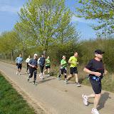 Marathontraining 06.04.2014