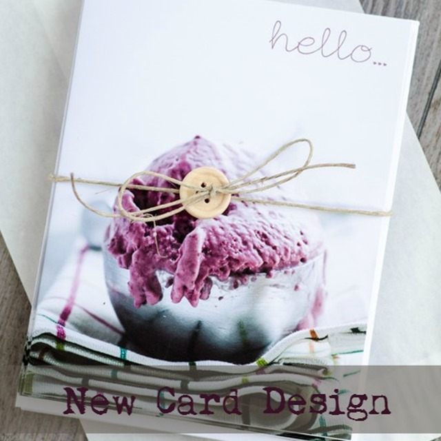 Etsy Ice Cream Card Announcement