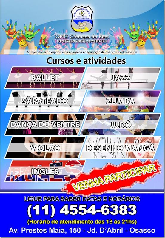 FOLHETO CURSOS CDB V1