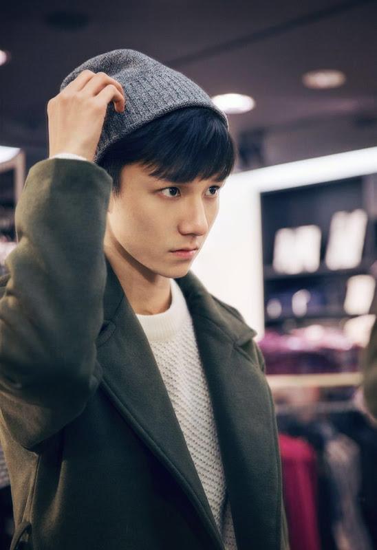 Li Xizi China Actor