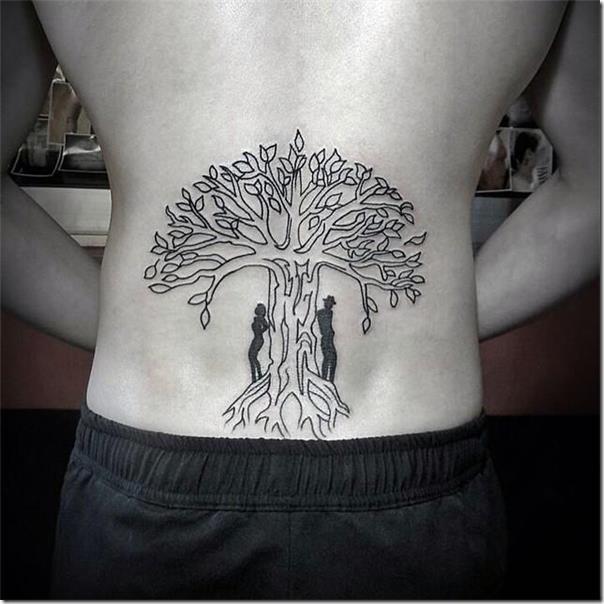 Tatuajes De Arboles Tatuajes247