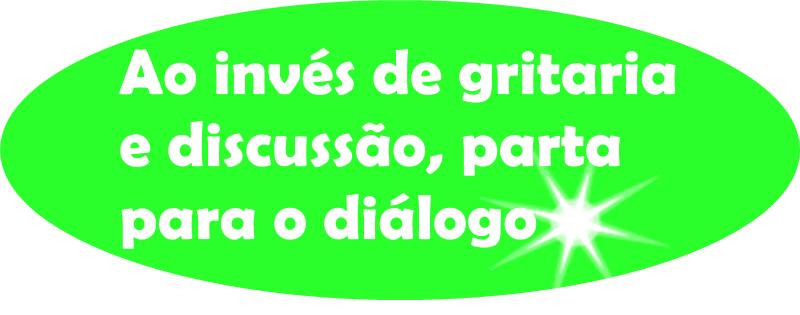 Diálogo no casamento
