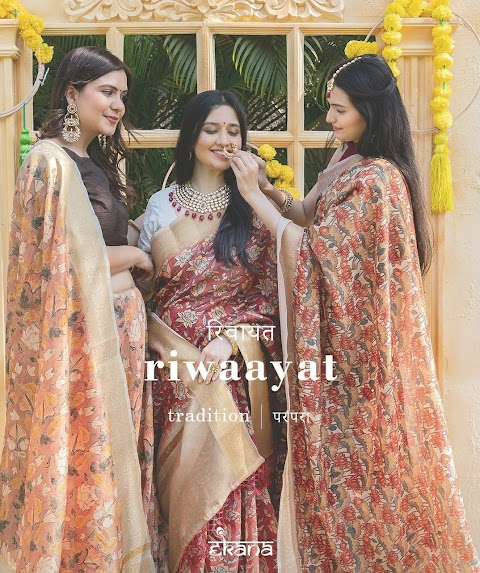Buy Authentic Handloom Saris Online From This Brand New Collection 2021