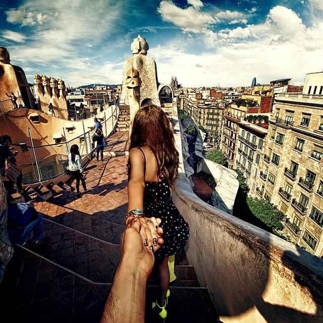 #執妳之手帶妳環遊全世界:以《Follow me》為主題拍出創意旅行照 2