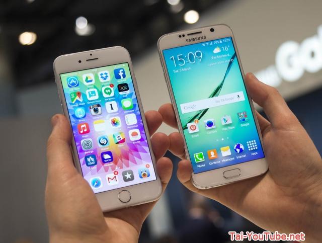 Hướng dẫn chuyển danh bạ từ iPhone sang Android nhanh