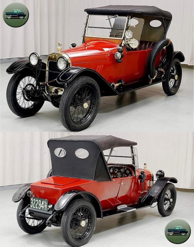 Woods Mobilette Modelo 5 1916
