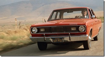 Plymouth Valiant Duel