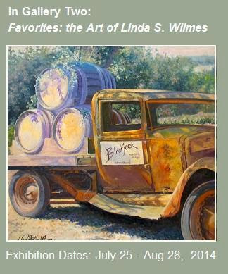 Favorites: the Art of Linda S. Wilmes. Exhibition Dates: July 25 - Aug 28,  2014