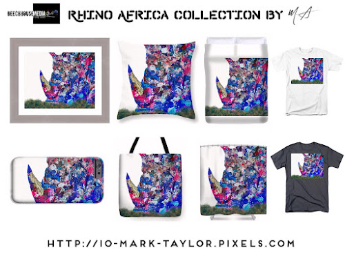Rhino Africa Collection by Mark Taylor