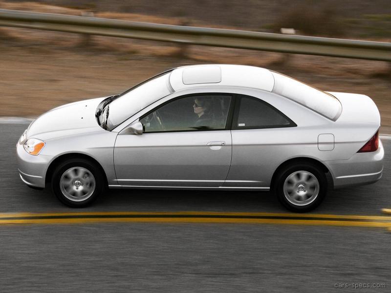 ... 2003 Honda Civic Coupe 00004 ...