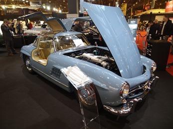2018.12.11-113 Brabus Mercedes 300 SL Gullwing