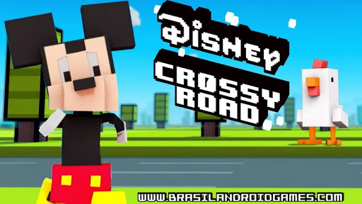 Download Disney Crossy Road APK + MOD DINHEIRO INFINITO Full - Jogos Android