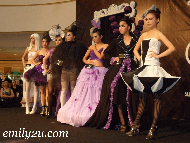 Photos & Results - SUB Make Up Competition - Going Gaga 2011